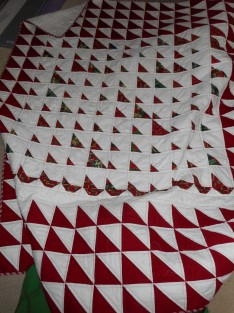 red sails quilt 2018